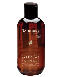 shampooing natulique everyday hairwash 250ml