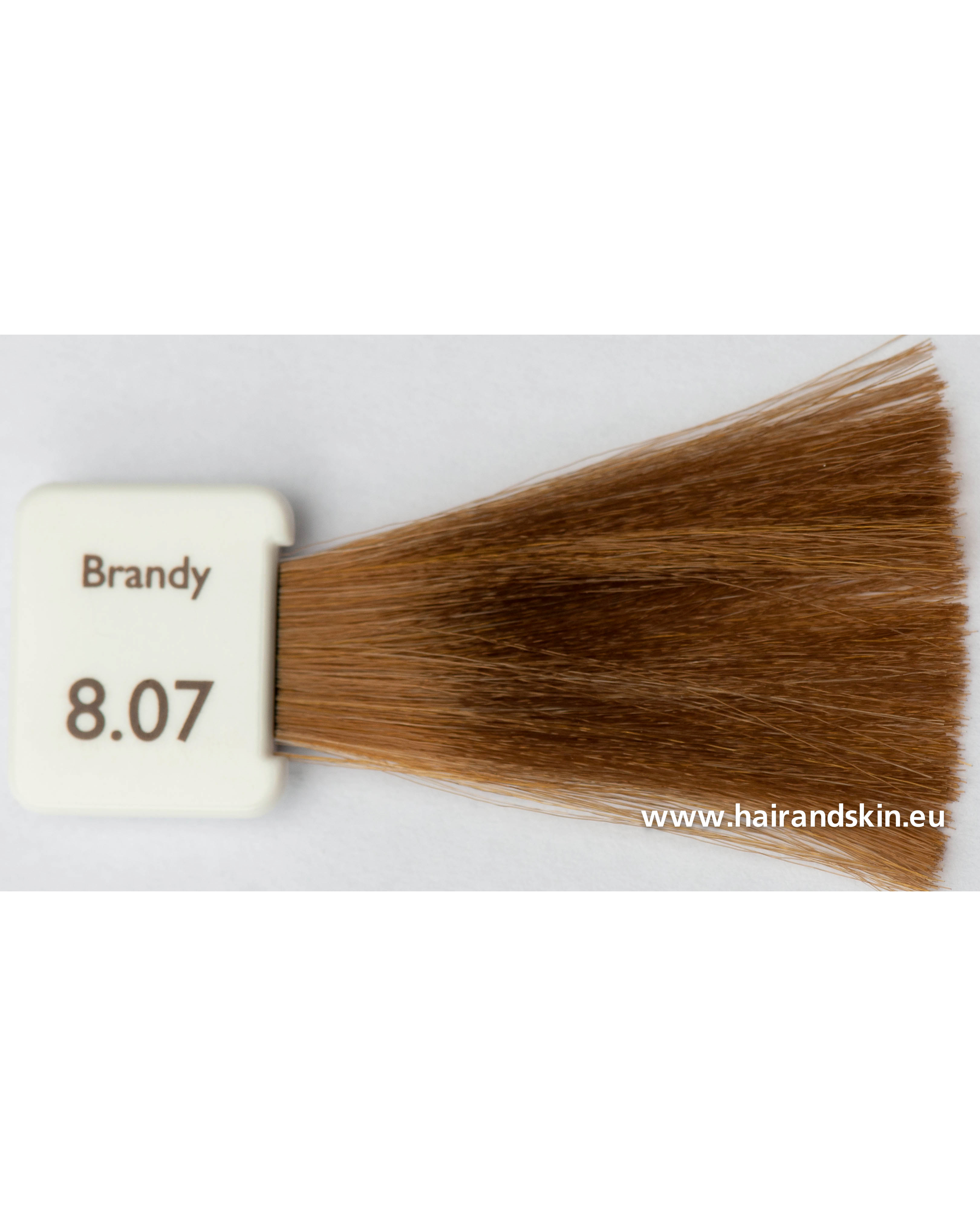 natulique couleur brandy 8.07