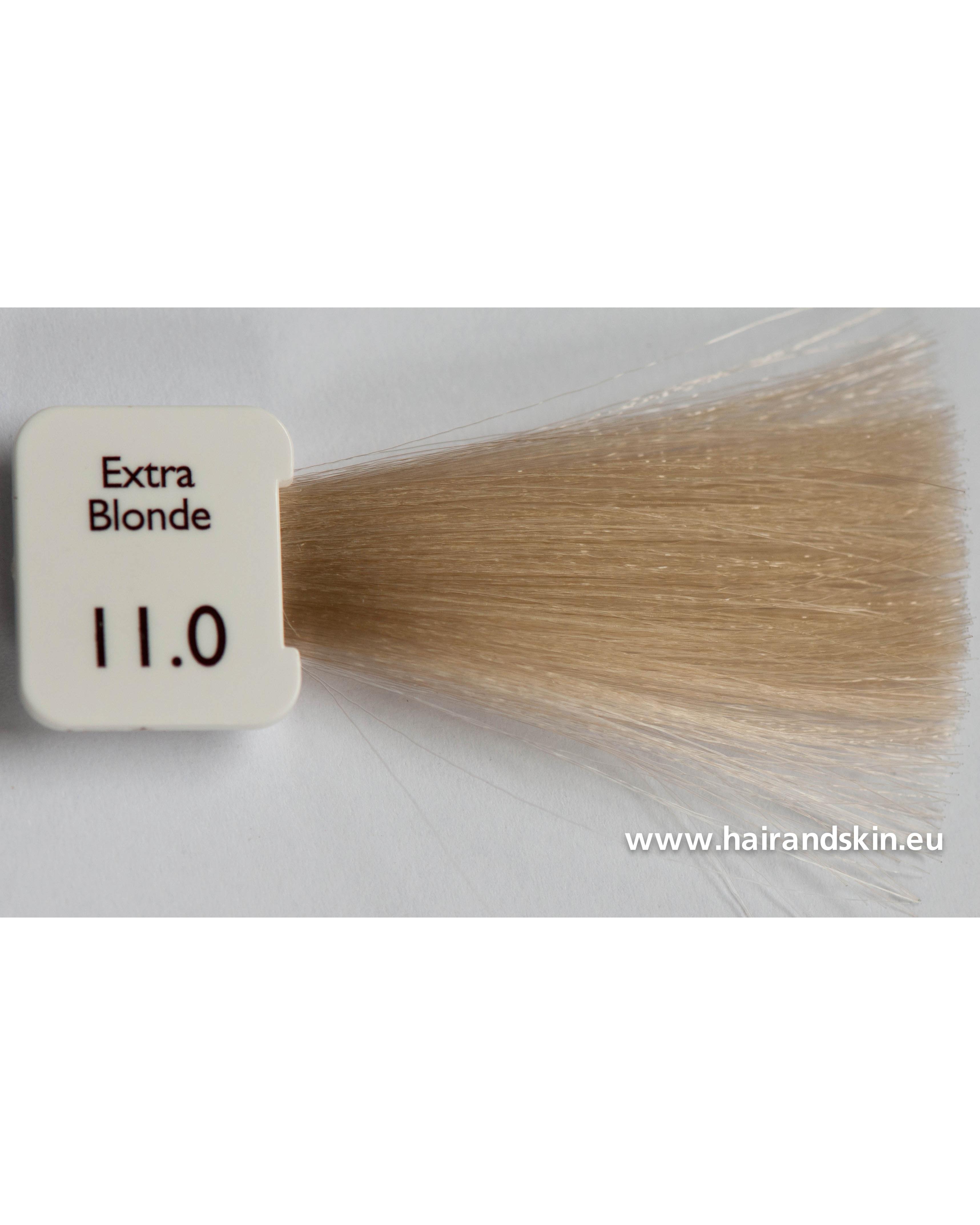 Coloration des cheveux dans des couleurs extrГЄmes