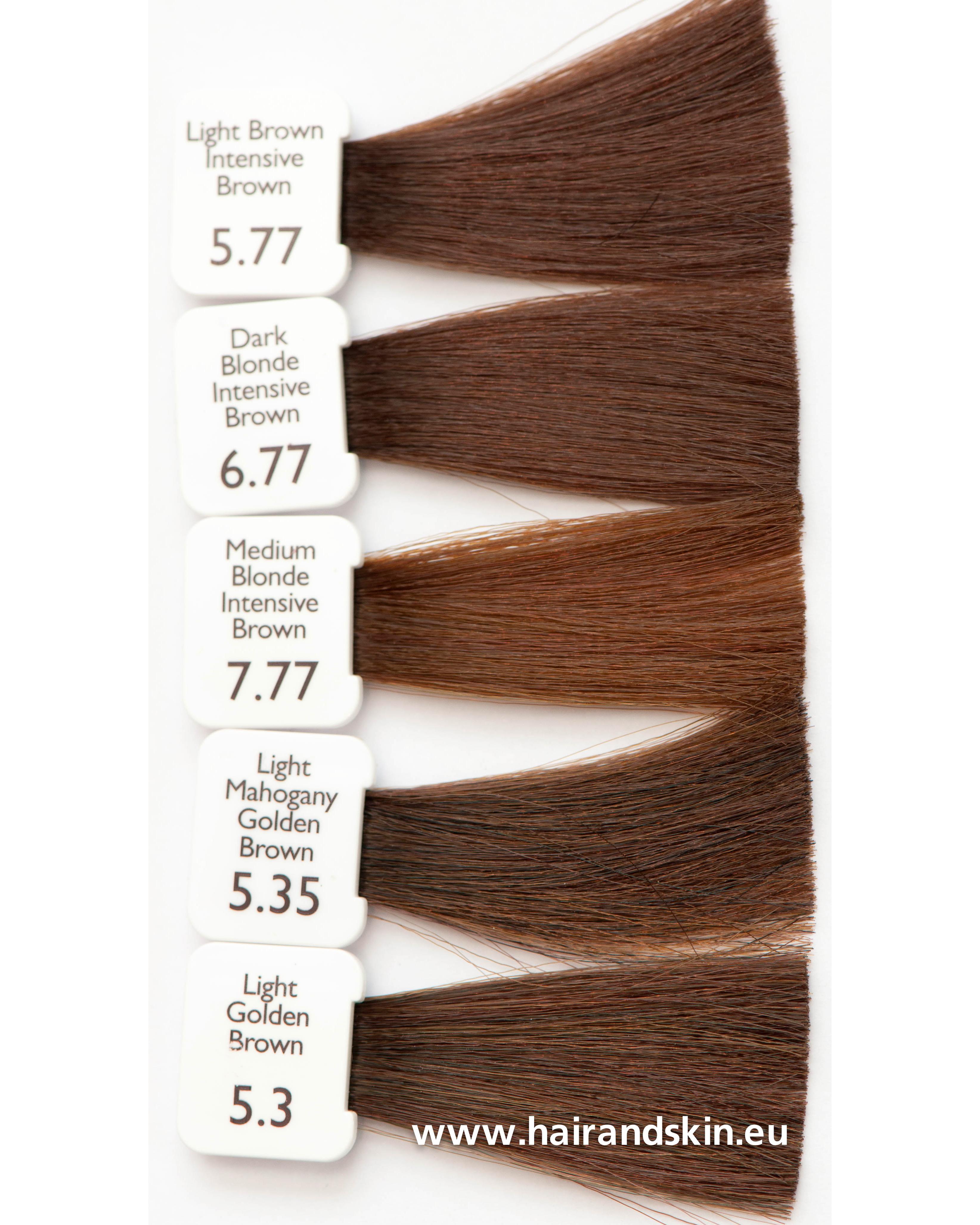 coloration natulique blond moyen brun intense 777 crme naturelle - Coloration Blond Moyen