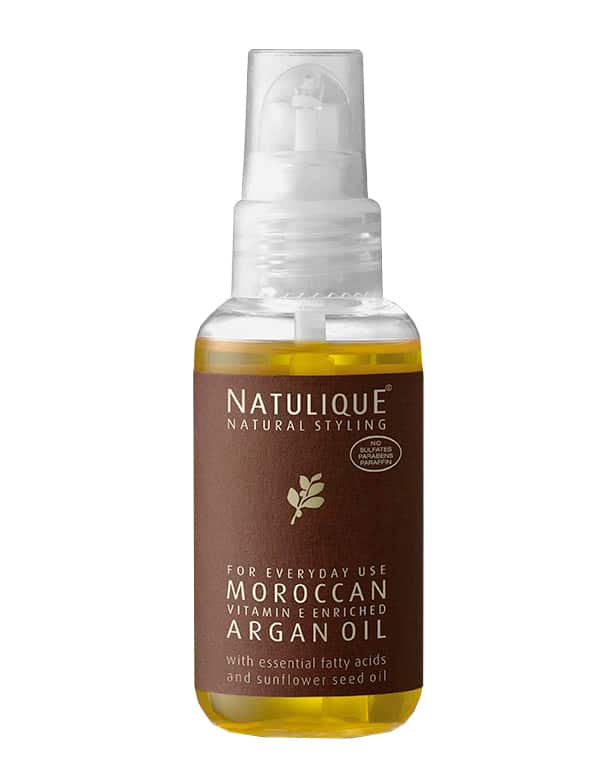 argan oil natulique