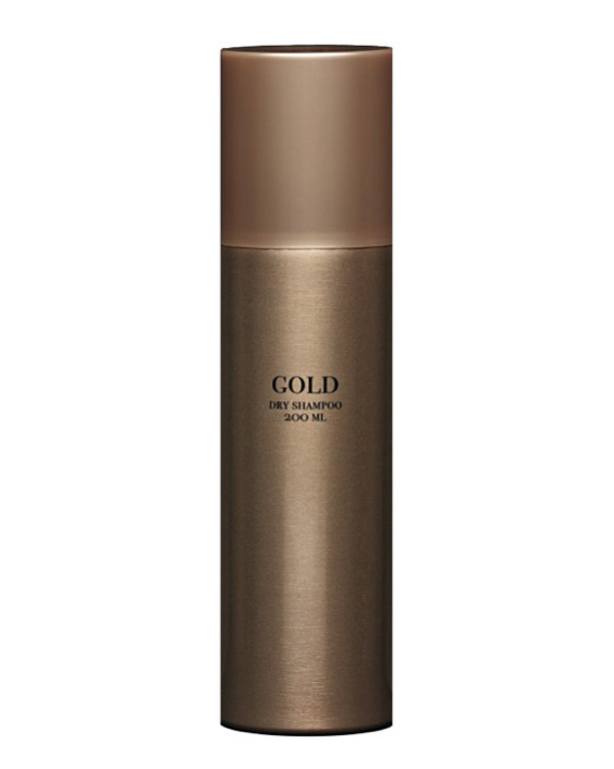 gold dry shampoo 200ml