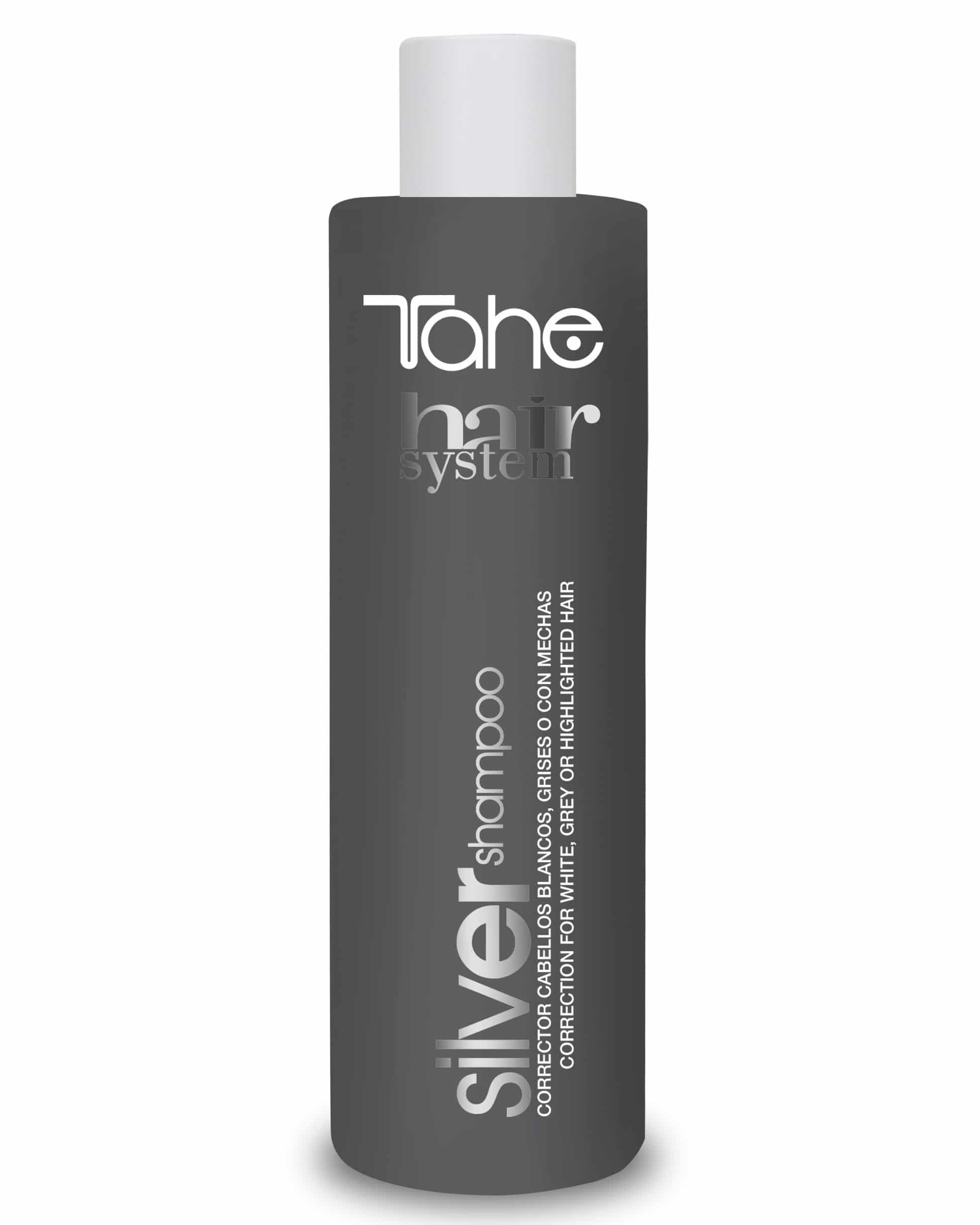 shampooing silver correcteur couleur cheveux gris 300ml