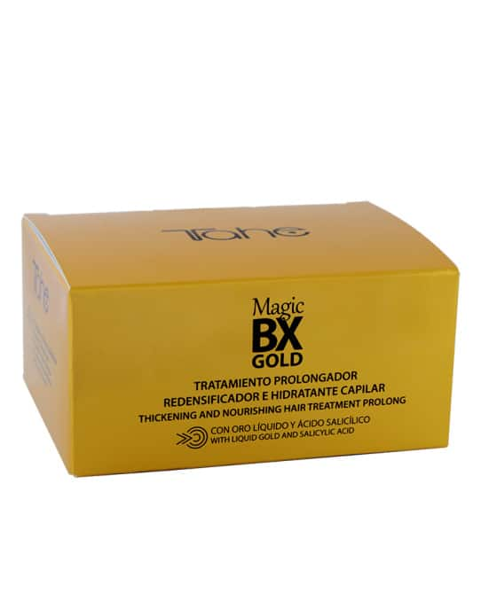 magic bx gold traitement 5x10ml