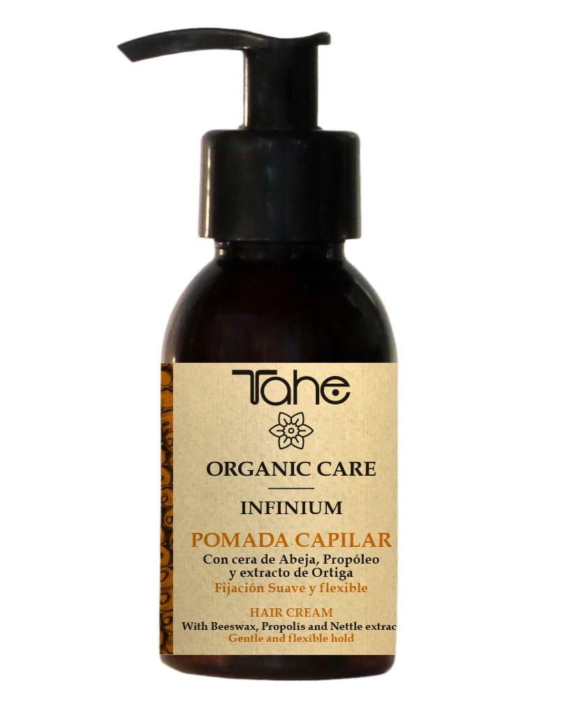 Tahe Organic Care Pommade capillaire infinium - fixation et contrôle