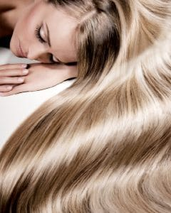 Chute cheveux apres keratine