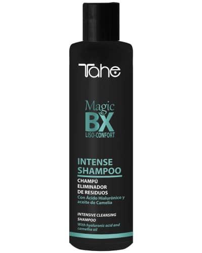 lisso confort shampooing nettoyant intensif tahé magic bx lissage brésilien